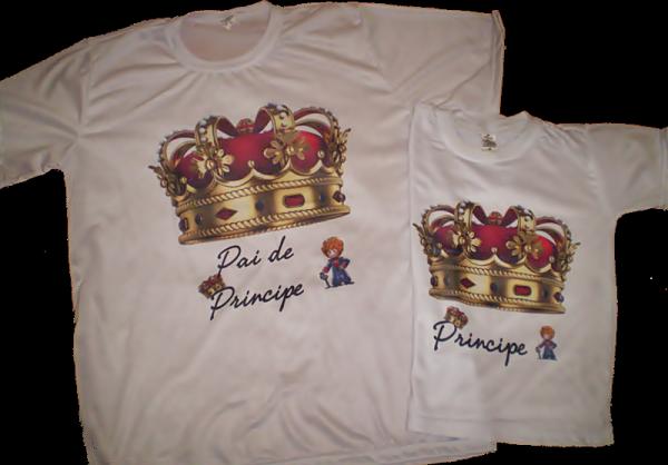 Camiseta personalizada meu principe - Loja de camisas mãe ...